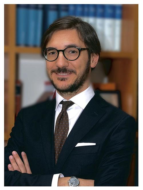 Avvocato Lorenzo Del Giudice